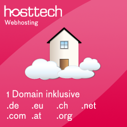 Hosting inklusive Domain